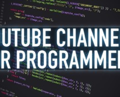 List of Best Youtube channels for programmers