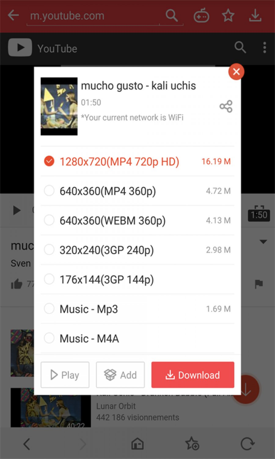 best android app youtube downloader