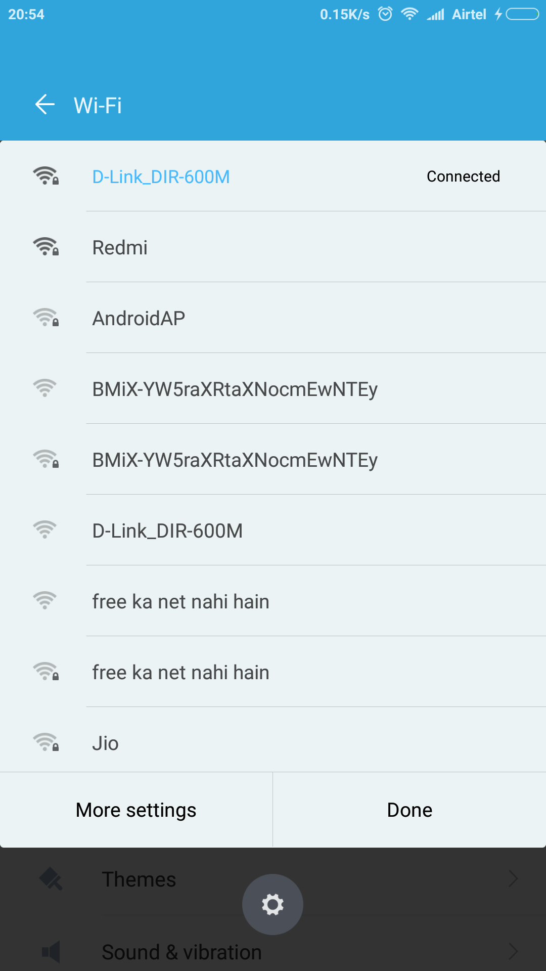 Never use Open WiFi Networks