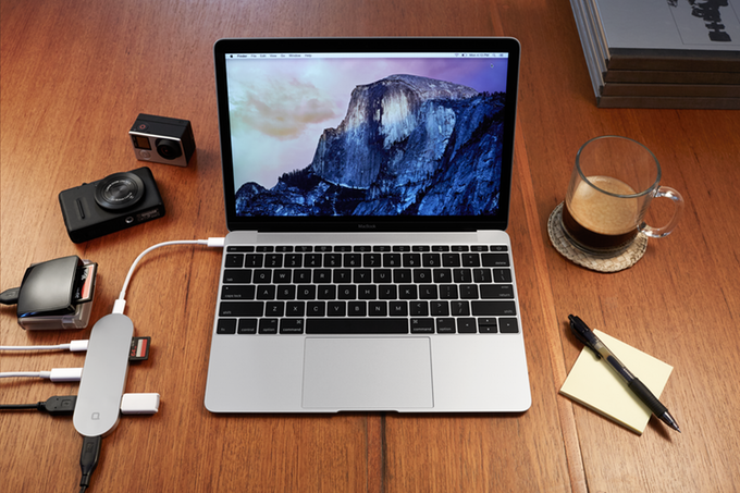 Hub+ for USB-C: Get your MacBook ports back