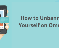How to Unbanned Yourself on Omegle