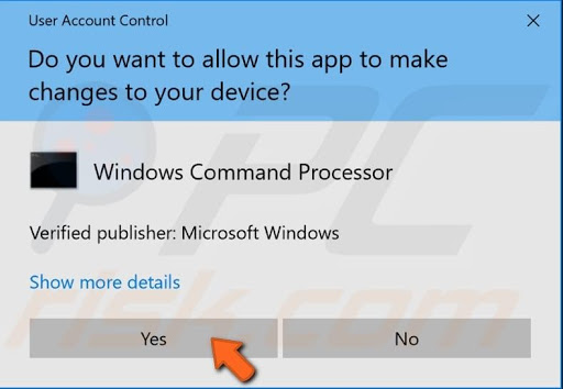 Windows Command Processor